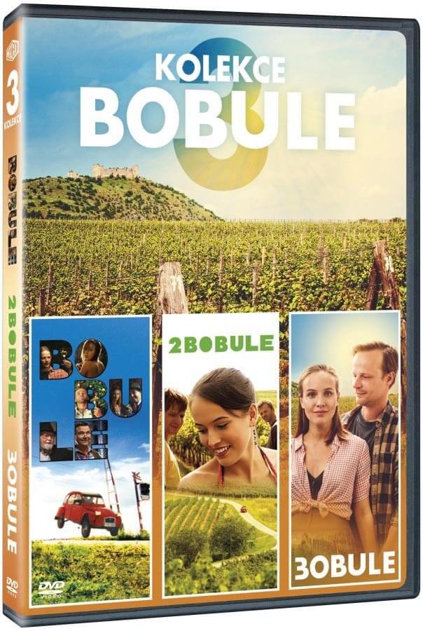 Bobule kolekce 1-3 (3 DVD)