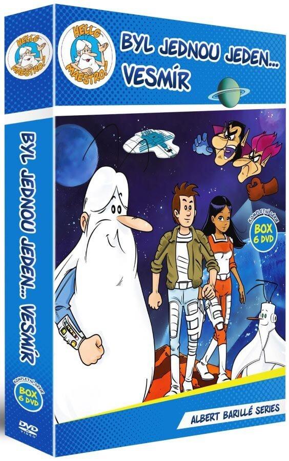 Byl jednou jeden vesmír kolekce (6 DVD)