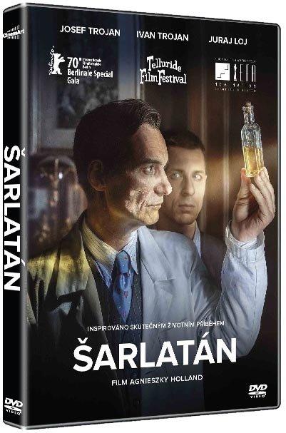 Šarlatán (DVD)