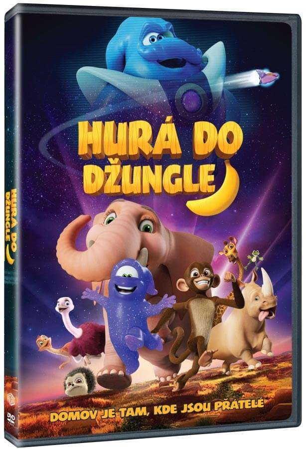 Hurá do džungle (DVD)