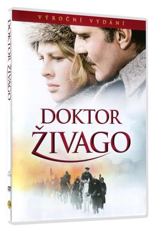Doktor Živago (2 DVD)