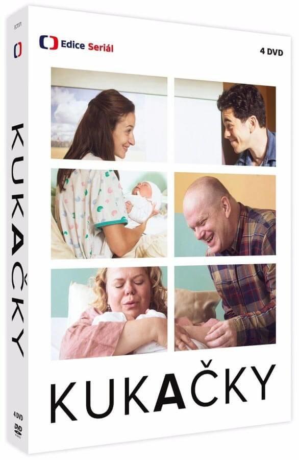 Kukačky (4 DVD) - seriál