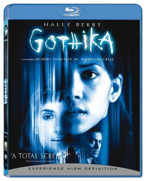 Gothika (BLU-RAY) - české titulky