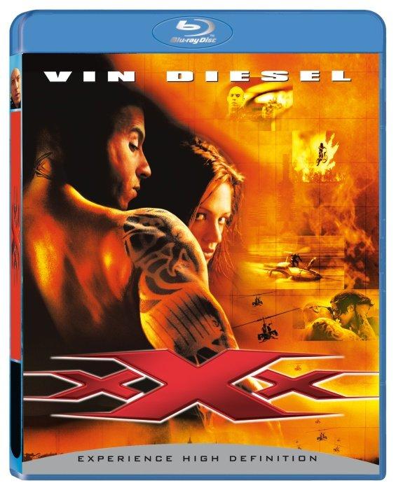 xXx (BLU-RAY) - české titulky