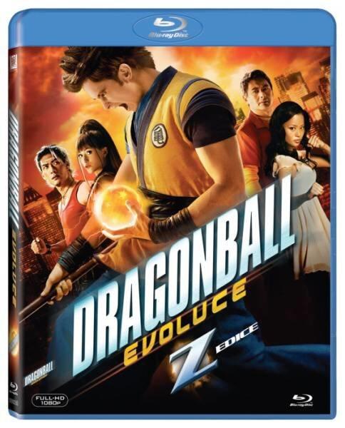 Dragonball: Evoluce (BLU-RAY)