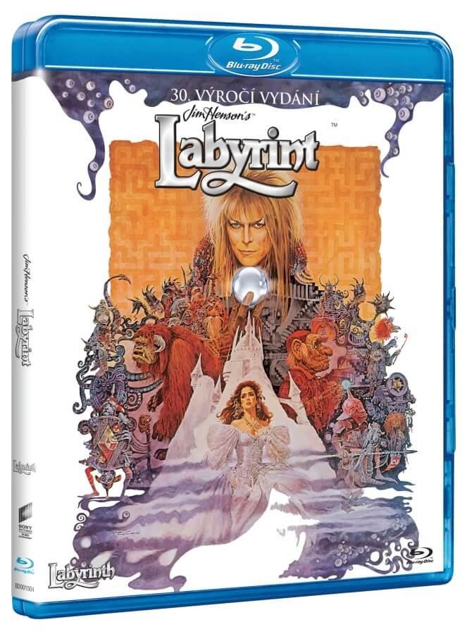 Labyrint (4K REMASTER) (BLU-RAY) - výroční edice