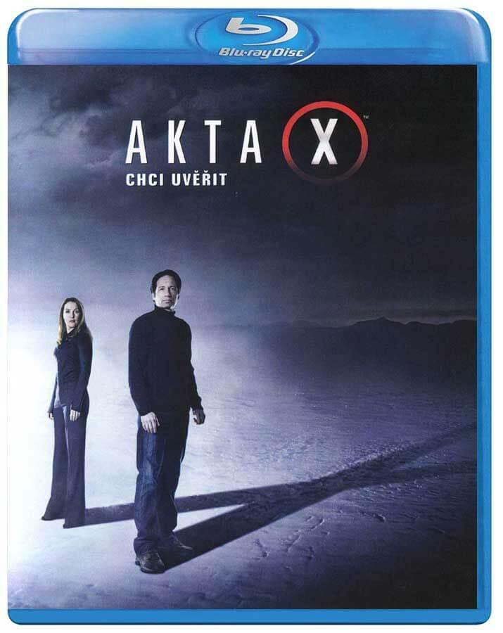 Akta X: Chci uvěřit (BLU-RAY)