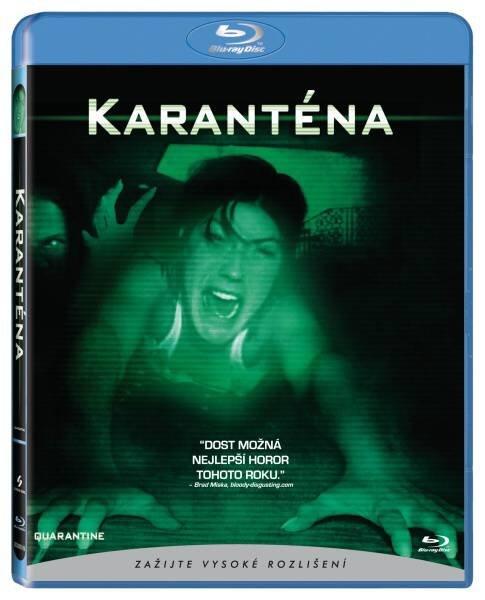Karanténa (BLU-RAY)