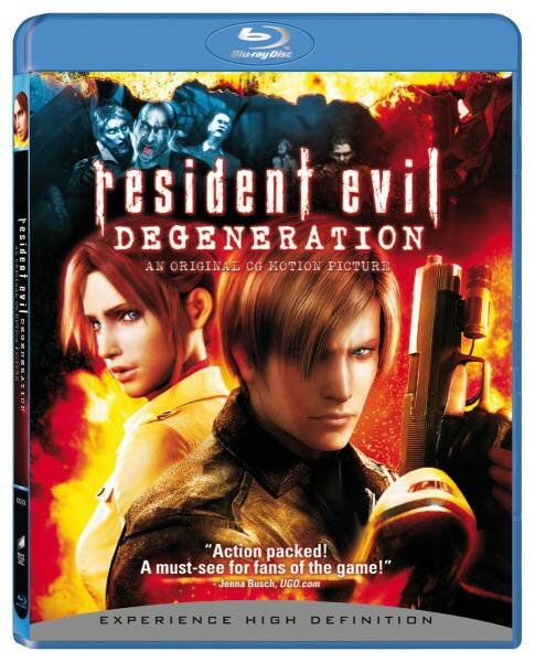 Resident Evil: Rozklad (BLU-RAY)