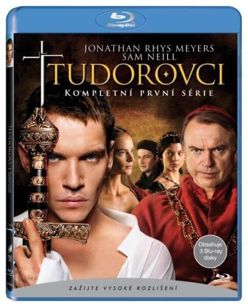 Tudorovci 1. sezóna (3 BLU-RAY)