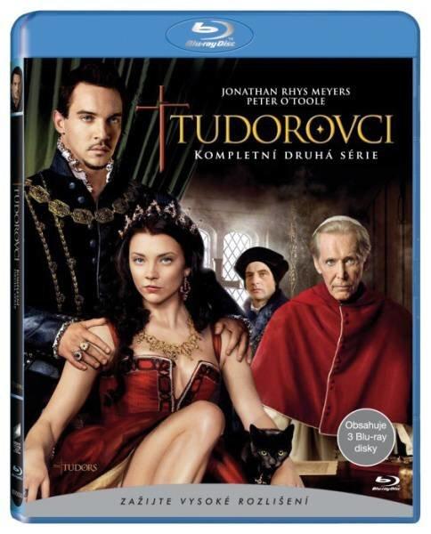 Tudorovci 2. sezóna (3 BLU-RAY)