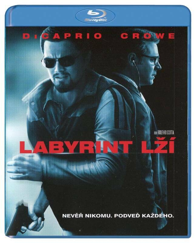 Labyrint lží (BLU-RAY)