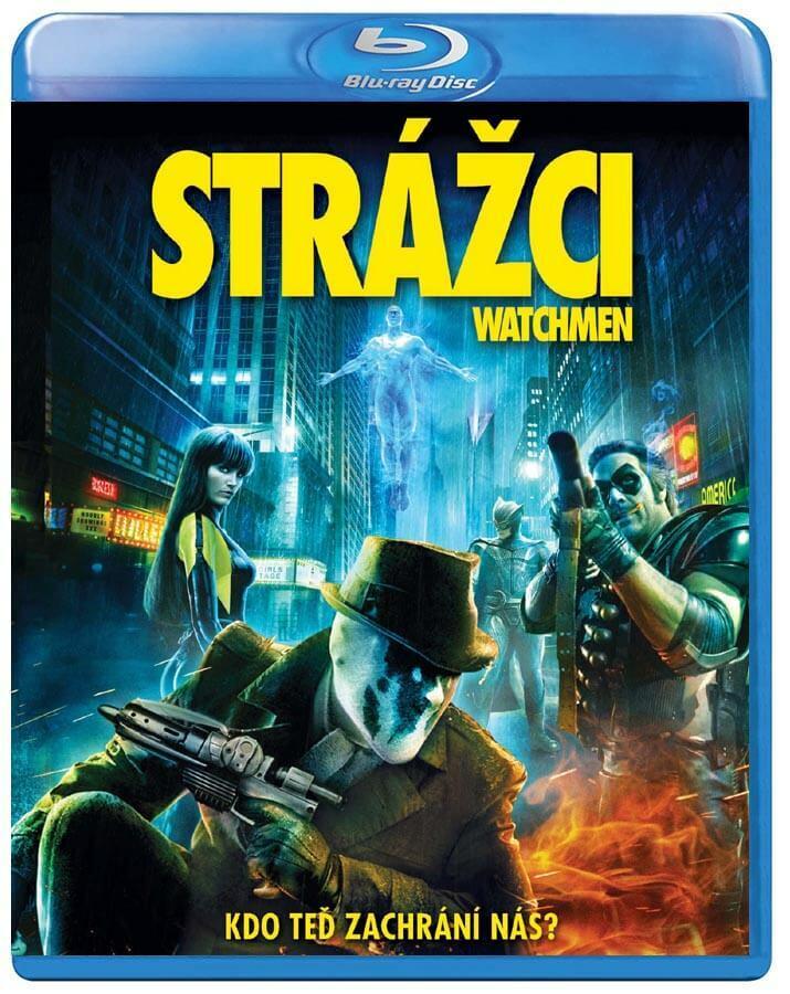 Strážci - Watchmen (1xBLU-RAY)
