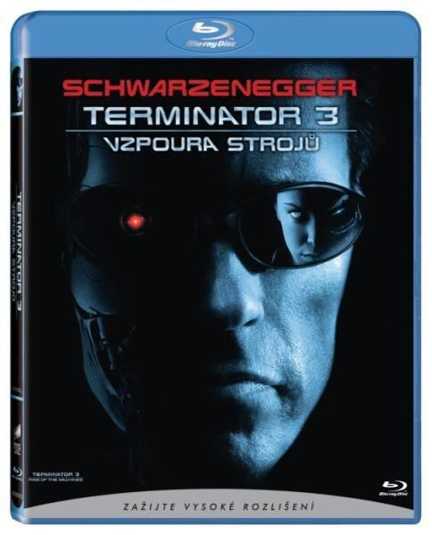 Terminator 3: Vzpoura strojů (BLU-RAY)