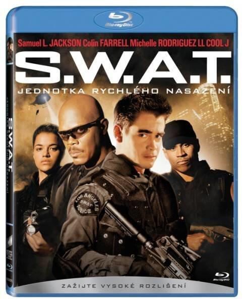 SWAT - Jednotka rychlého nasazení (BLU-RAY)