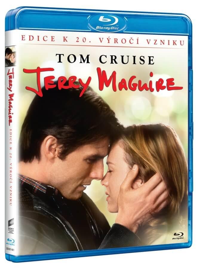 Jerry Maguire (BLU-RAY) - výroční edice