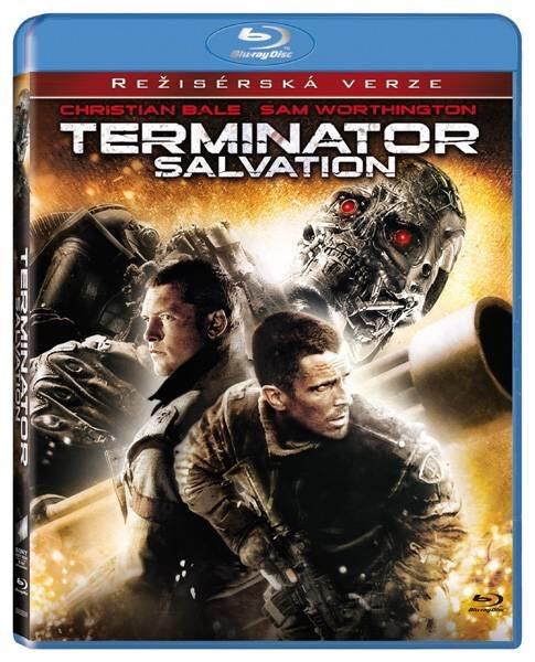 Terminator Salvation (BLU-RAY) - režisérská verze