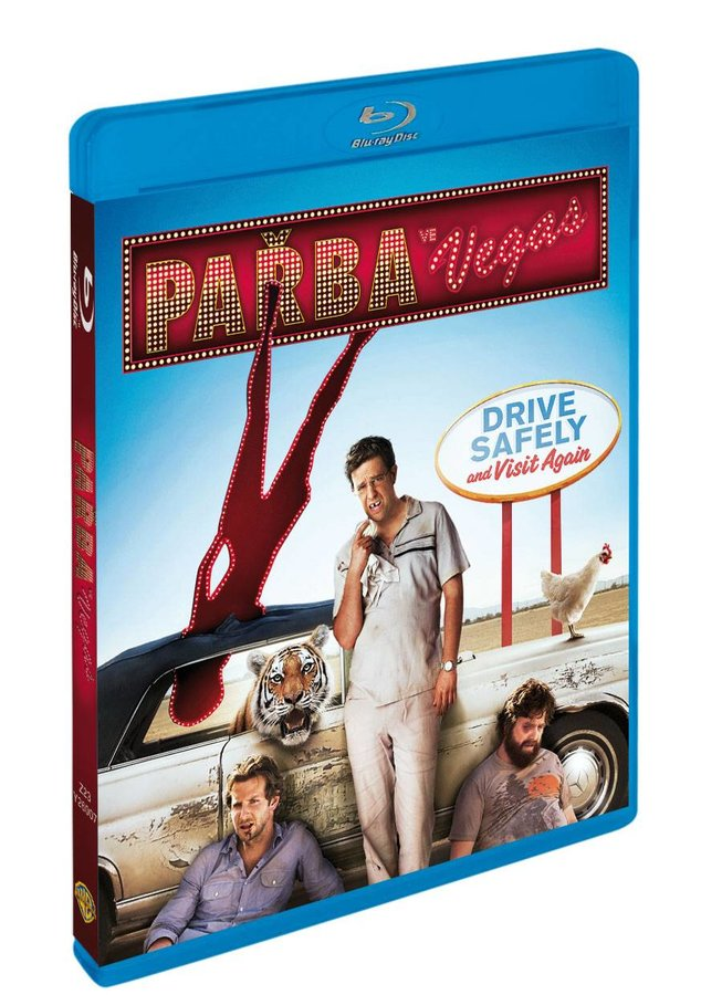 Pařba ve Vegas (BLU-RAY)