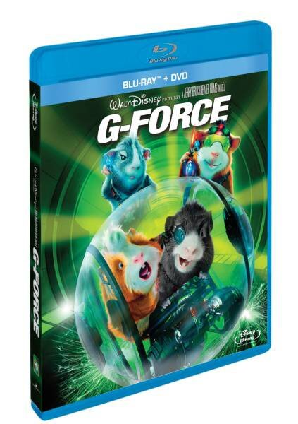G-Force - COMBO (BLU-RAY+DVD)