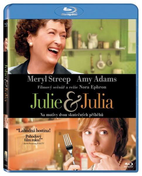 Julie a Julia (BLU-RAY)