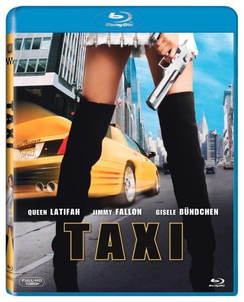 Taxi (BLU-RAY) - 2004 USA verze