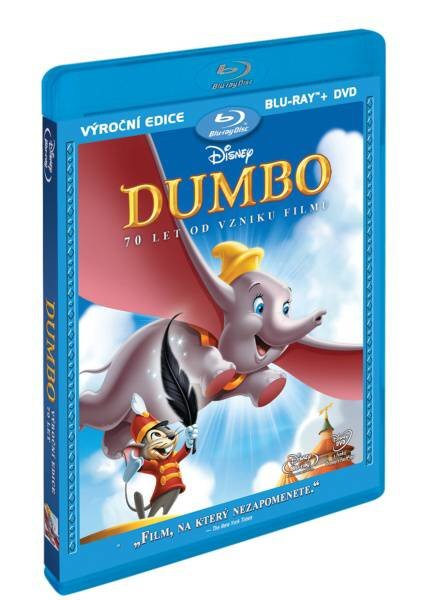 Dumbo - COMBO (BLU-RAY+DVD)