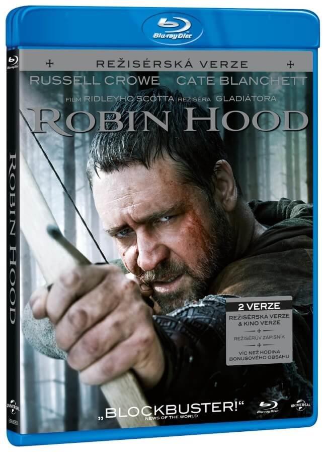 Robin Hood (2010) (BLU-RAY) - 2 verze filmu