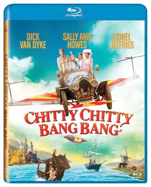 Chitty Chitty Bang Bang (BLU-RAY)