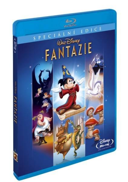 Fantazie S.E. (BLU-RAY)