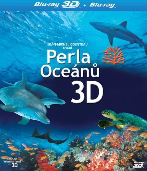 Perla Oceánů 2D + 3D (BLU-RAY) - IMAX