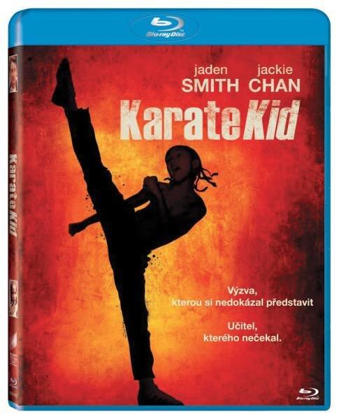 Karate Kid (BLU-RAY) - 2010 verze