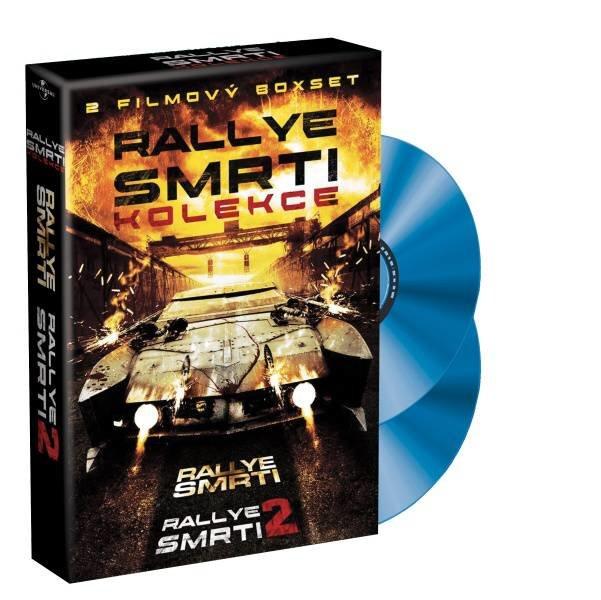 Rallye smrti & Rallye smrti 2 (2 BLU-RAY)