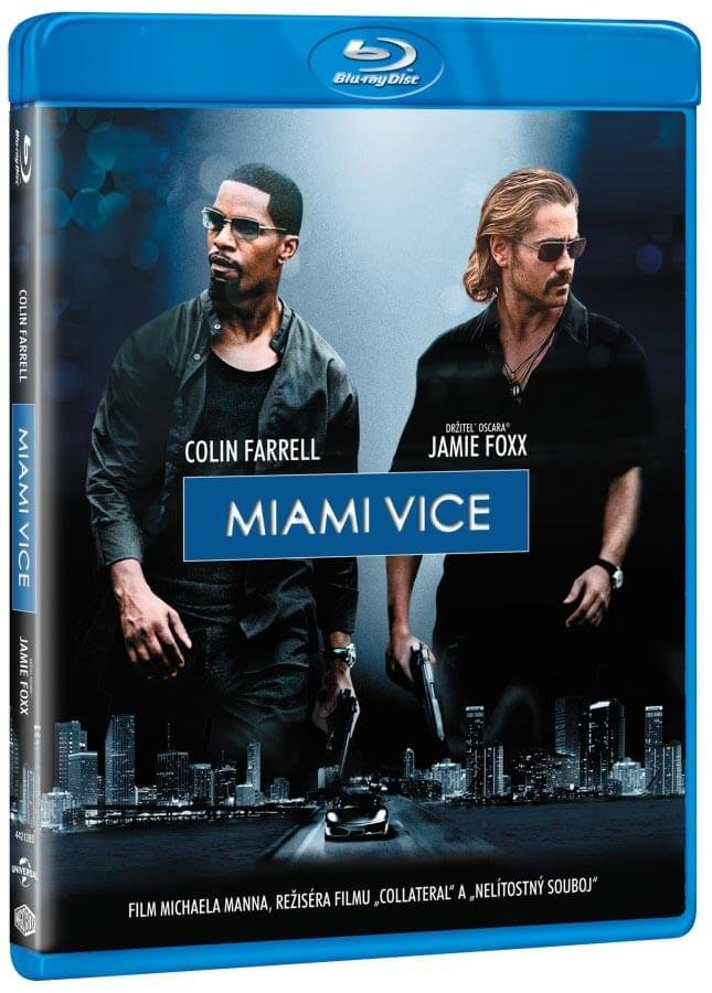 Miami Vice (BLU-RAY)