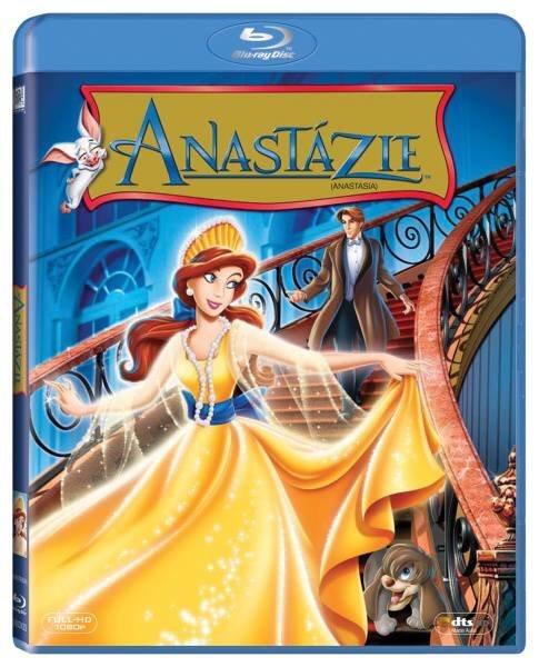 Anastázie (BLU-RAY)
