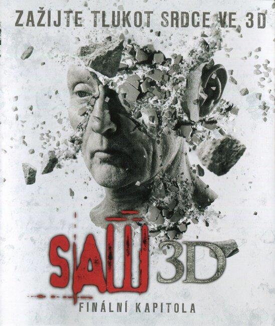 Saw VII - Finální kapitola (2D+3D) (BLU-RAY)