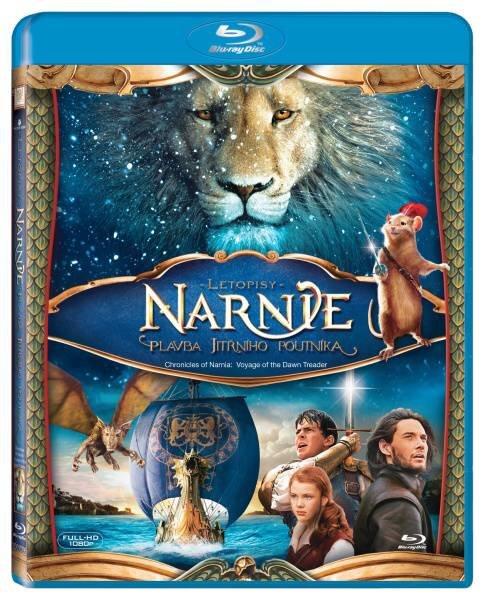 Letopisy Narnie: Plavba Jitřního poutníka (BLU-RAY)