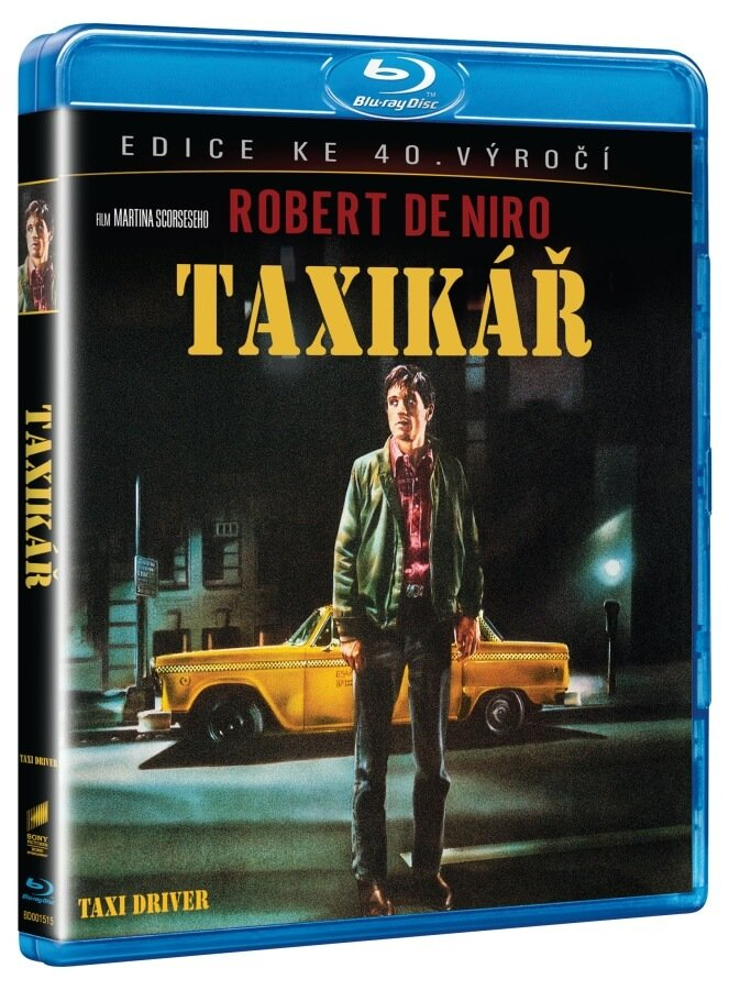 Taxikář (2xBLU-RAY) - speciální edice