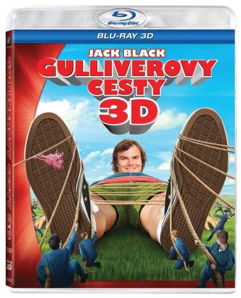 Gulliverovy cesty (2D+3D) (BLU-RAY)