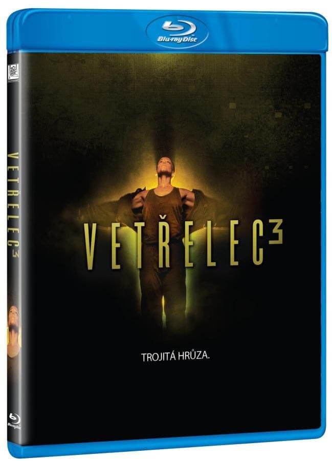 Vetřelec 3 (BLU-RAY) - kino + prodloužená verze