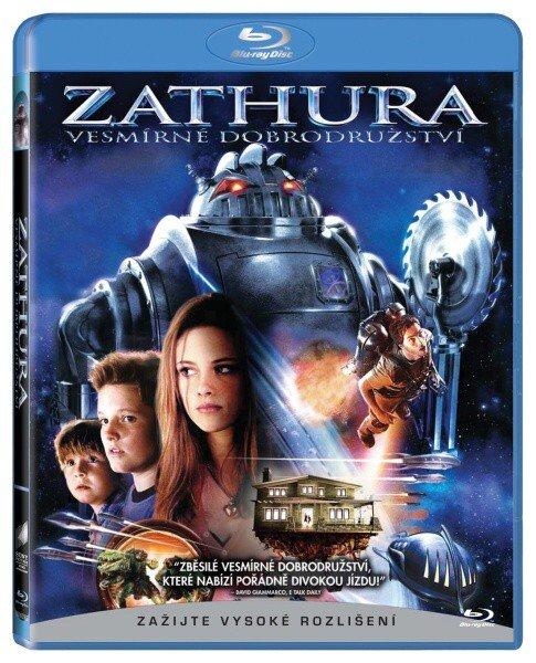 Zathura: Vesmírné dobrodružství (BLU-RAY)