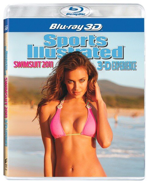 Sports Illustrated Swimsuit 2011 - 2D + 3D (BLU-RAY) - bez CZ