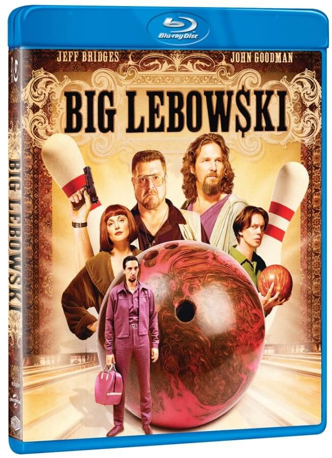 Big Lebowski (BLU-RAY)
