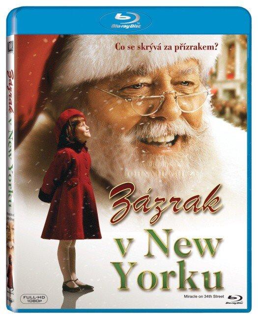 Zázrak v New Yorku (BLU-RAY) - 1994 verze
