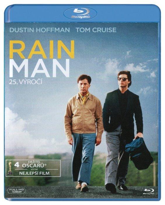 Rain man (BLU-RAY) - edice k 25. výročí