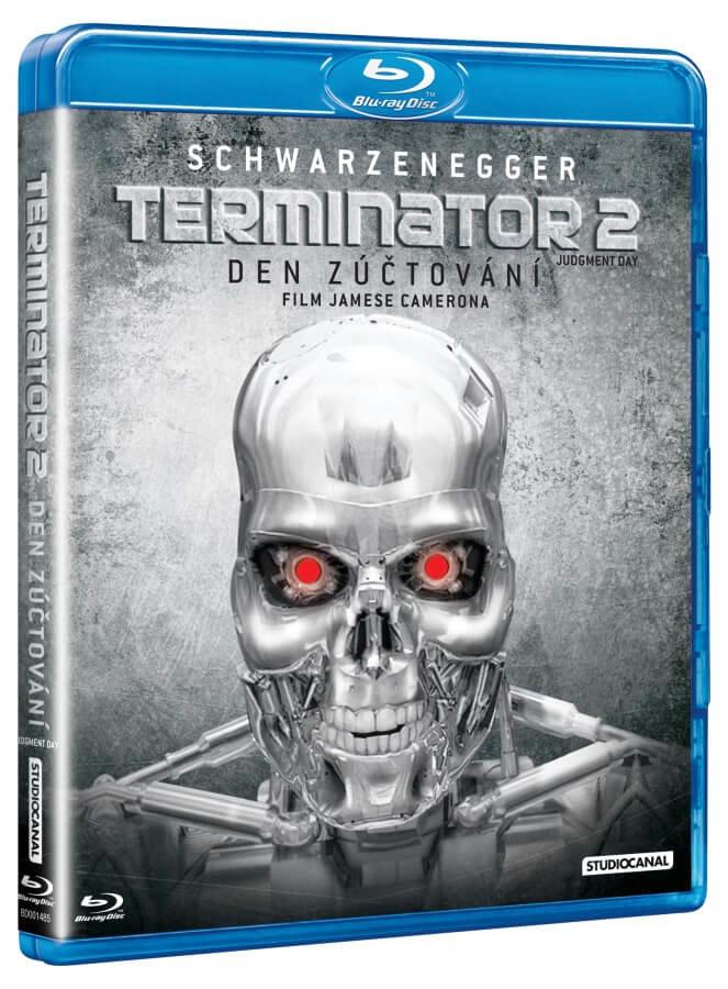 Terminator 2: Den zúčtování (BLU-RAY)