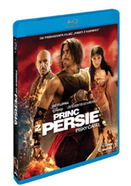 Princ z Persie: Písky času COMBO (BLU-RAY+DVD)