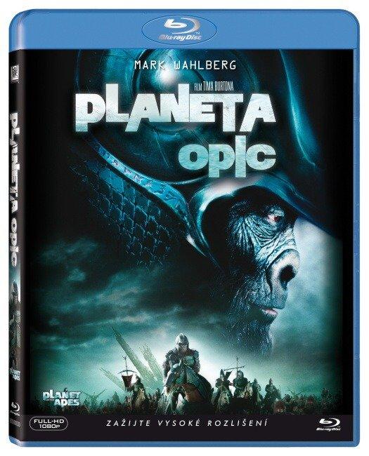 Planeta opic (2001) (BLU-RAY)