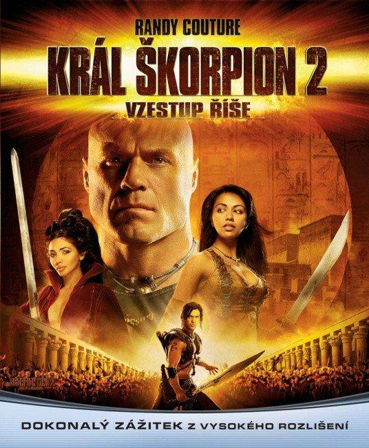 Král Škorpión 2: Vzestup Říše (BLU-RAY)