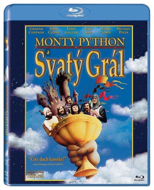 Monty Python a Svatý grál (BLU-RAY)