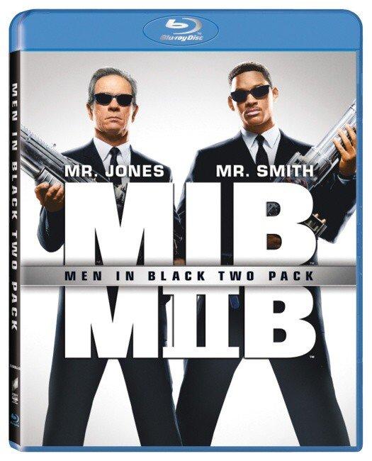 Muži v černém 1+2 - kolekce (2 BLU-RAY)